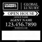 """24"""" x 24"""" Directional Signs - G"""