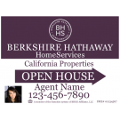"""18"""" x 24"""" Directional Signs - B"""