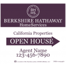 """22"""" x 24"""" Directional Signs - A"""