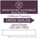 """24"""" x 24"""" Directional Signs - A"""