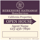 """24"""" x 24"""" Directional Signs - B"""