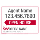 """18"""" x 24"""" Directional Signs - F"""
