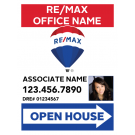 "18"" x 24"" Directional Signs - F"