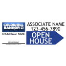 """9"""" x 24"""" Directional Signs - A"""