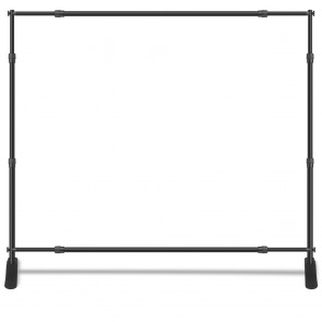Step and Repeat Backdrop- 8' W x 8' H