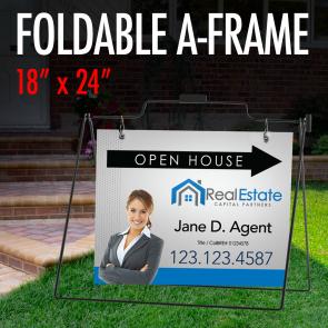 Foldable A-Frame 18