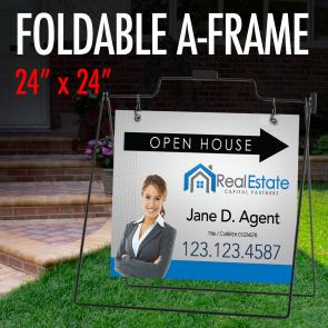 Foldable A-Frame 24