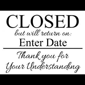 Closed 08