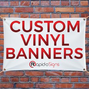 Standard 13oz Vinyl Banners
