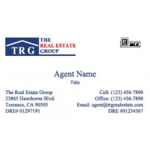 Business Card - TRG-BC01