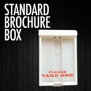 Standard Brochure Box