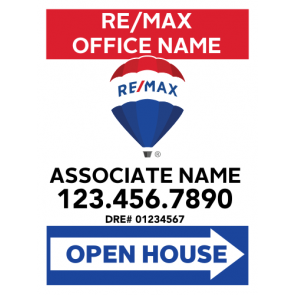 "18"" x 24"" Directional Signs - E"