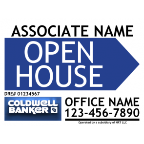 """18"""" x 24"""" Directional Signs - A"""