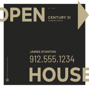 """24"""" x 24"""" Directional Signs - C"""