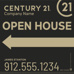 "24"" x 24"" Directional Signs - G"