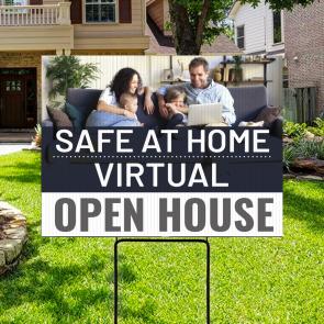 Virtual Open House Sign 05